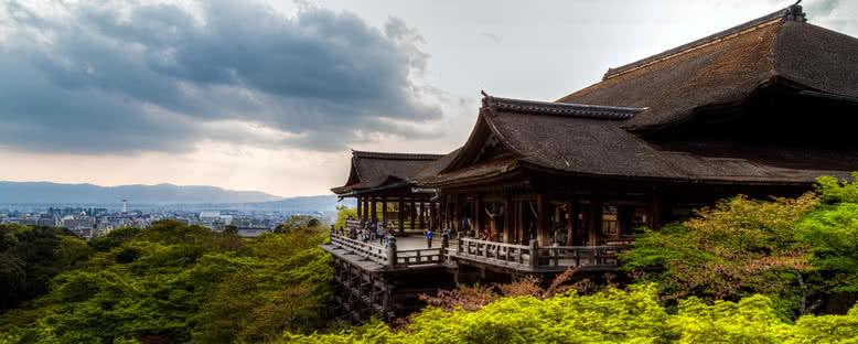 Kiyomizu Tapınağı - Kyoto