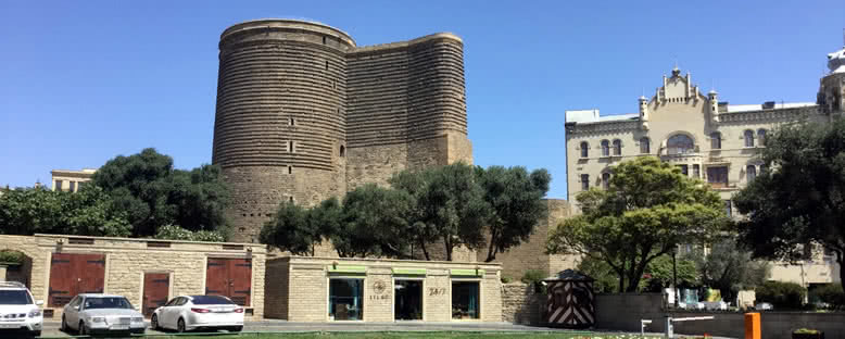 Kız Kulesi - Bakü