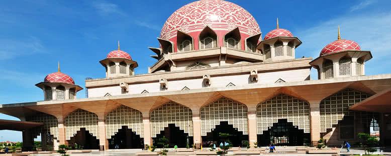 Putrajaya Camii - Kuala Lumpur