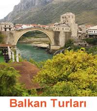 Balkan Turları