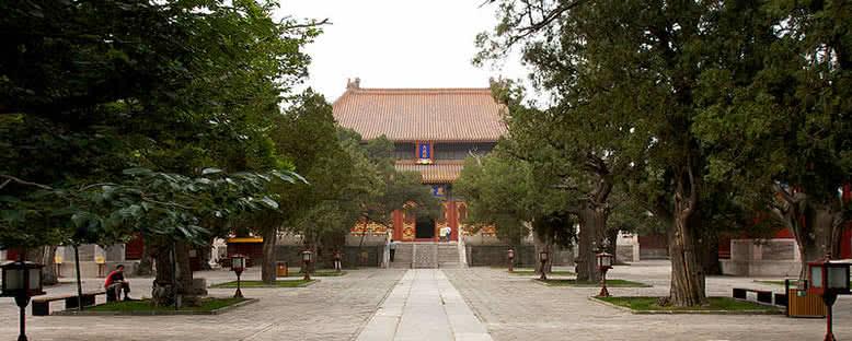 Konfiçyus Tapınağı - Pekin