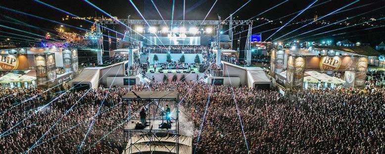 Konserler - Belgrad Bira Festivali