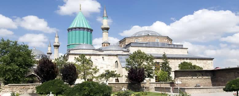 Mevlana Müzesi - Konya