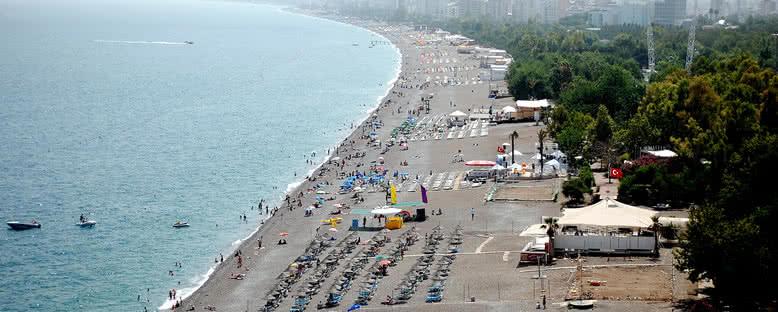 Konyaaltı Plajı - Antalya
