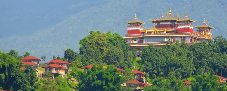 Kopan Manastırı - Katmandu