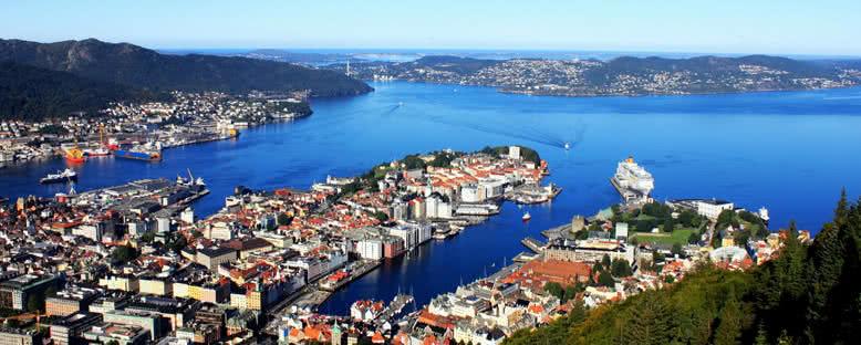 Körfez Manzarası - Bergen