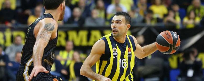 Kostas Sloukas - Fenerbahçe Beko