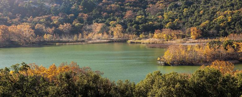 Kovada Gölü - Isparta