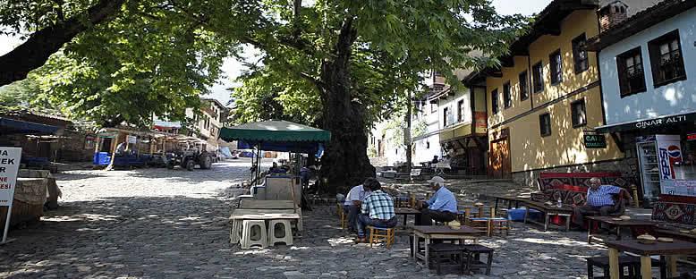 Köy Kahvesi - Cumalıkızık