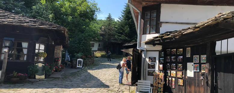 Köy Sokakları - Bojentsi