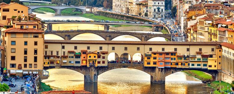 Nehir ve Köprüler - Floransa