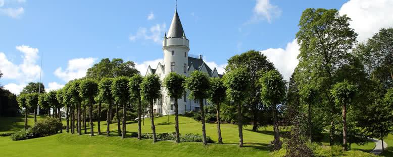 Kraliyet Konağı Gamlehaugen - Bergen