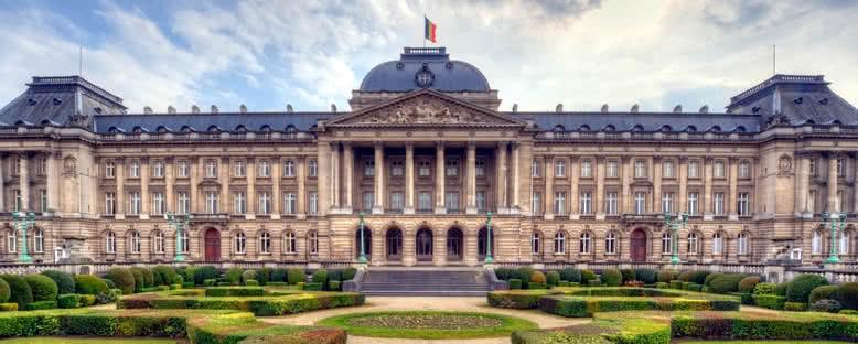 Kraliyet Sarayı - Brüksel