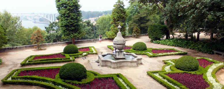Kristal Saray Bahçeleri - Porto