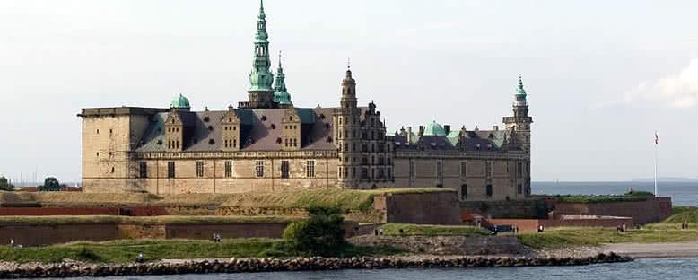 Kronborg Şatosu - Kopenhag