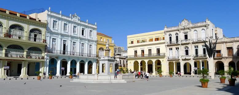 Tarihi Binalar - Havana