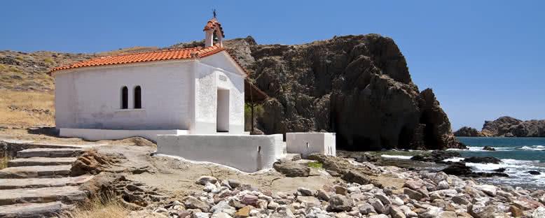 Küçük Kiliseler - Midilli