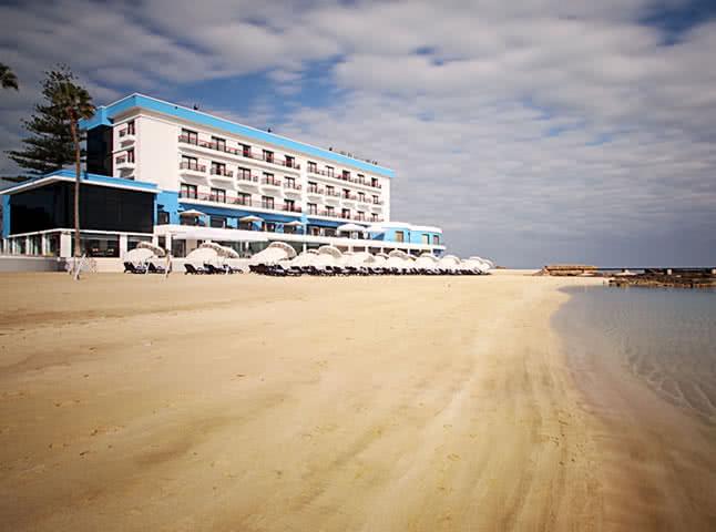 Kumsal - Arkın Palm Beach Hotel