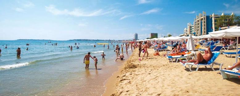 Kumsal Keyfi - Sunny Beach