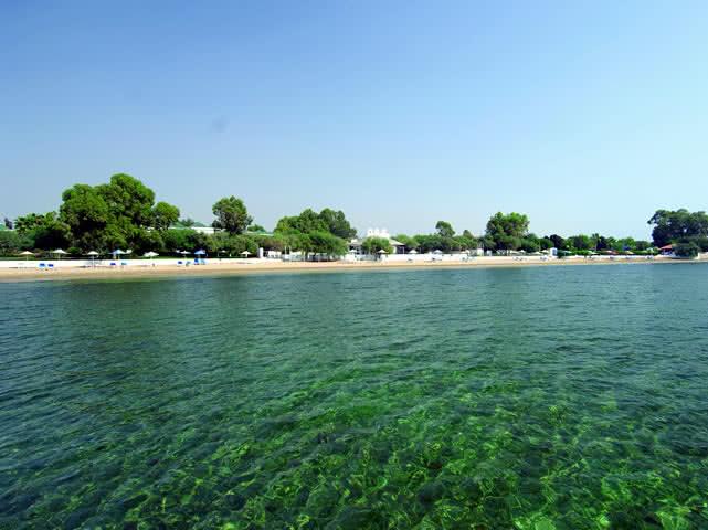 Kumsal ve Plaj - Merit Cyprus Gardens Holiday Village