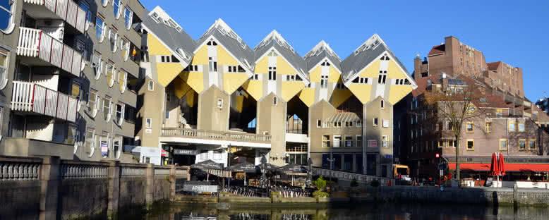 Küp Evler - Rotterdam