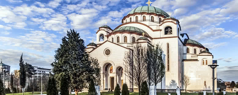St. Sava Katedrali - Belgrad