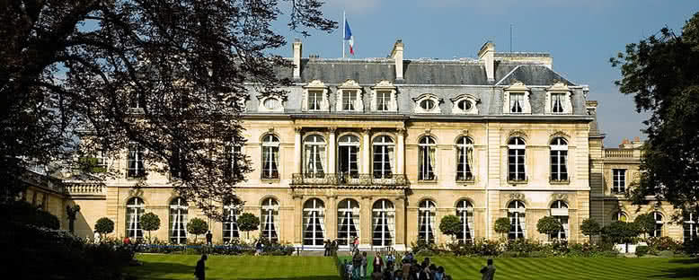 Elysee Sarayı - Paris