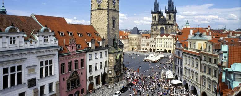 Kent Merkezi - Prag