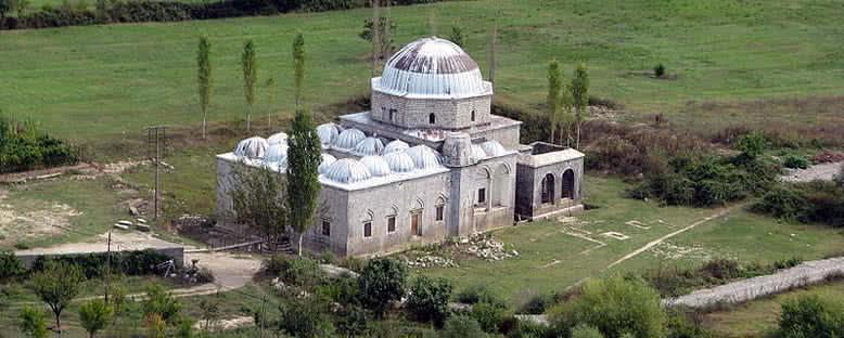 Kurşunlu Camii - İşkodra