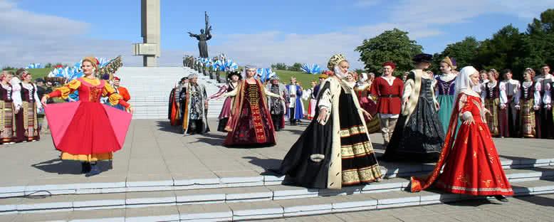 Kuruluş Yıldönümü Kutlamaları - Minsk