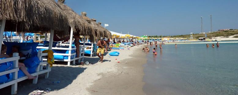 Beach Club'lar - Alaçatı