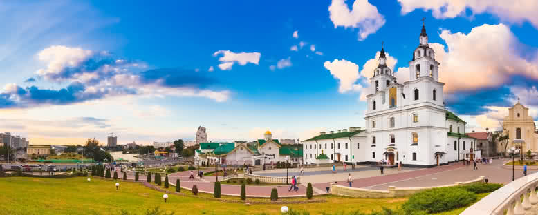 Kutsal Ruh Katedrali - Minsk