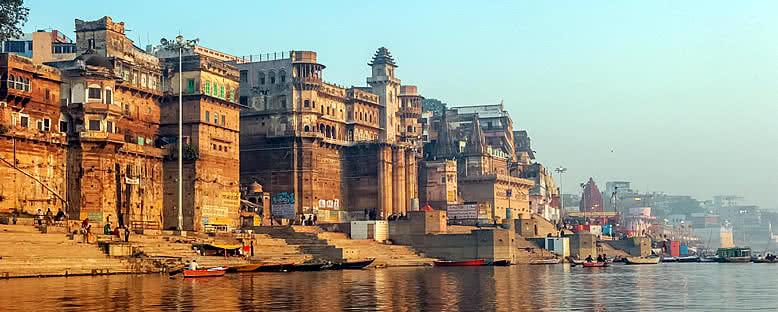 Kutsal Şehir - Varanasi