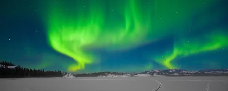 Kutup Işıkları - Finlandiya