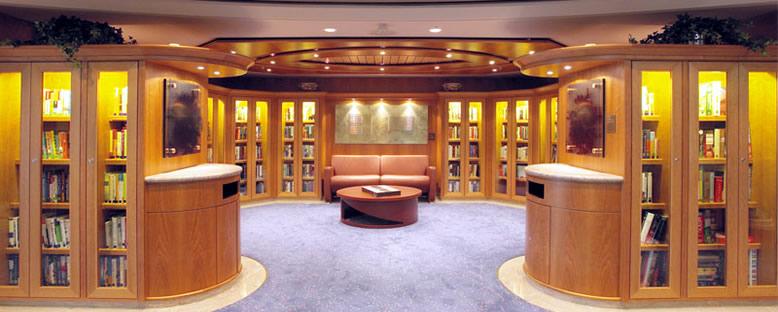 Kütüphane - Serenade of the Seas