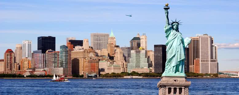 Özgürlük Anıtı - New York