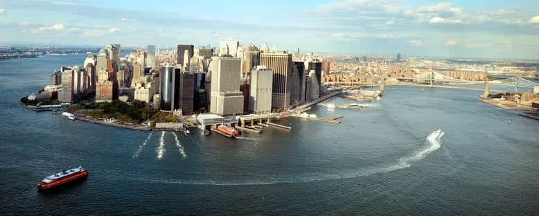 Manhattan Manzarası - New York