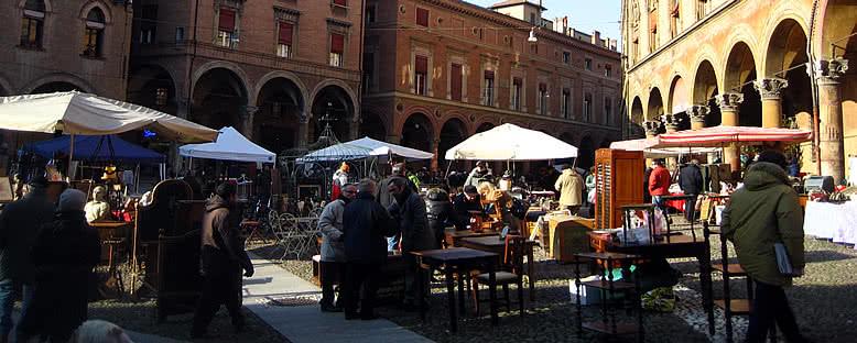 Antika Pazarı - Bologna