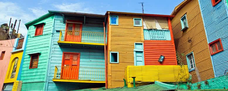 La Boca Mahallesi - Buenos Aires