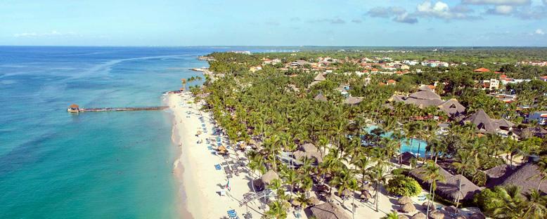 La Romana Plajları - Dominik Cumhuriyeti