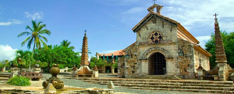 La Romana Taş Kilisesi - Dominik Cumhuriyeti