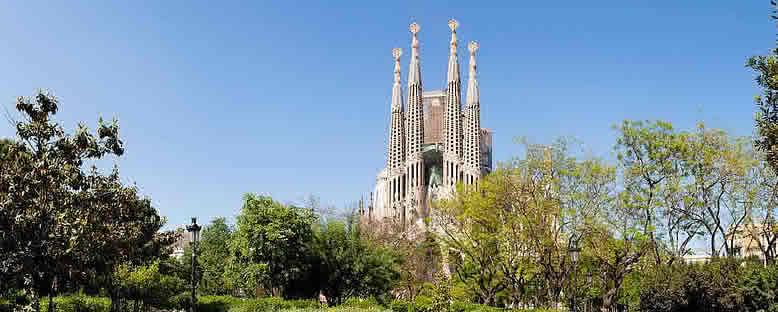 La Sagrada Familia - Barcelona