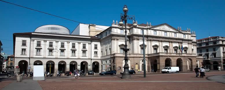 La Scala Tiyatrosu - Milano