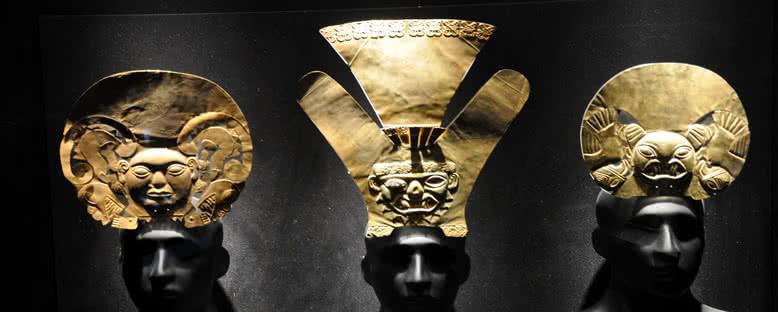 Larco Müzesi'nde İnka Hazineleri - Lima