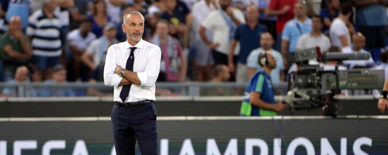 Lazio Teknik Direktörü Stefano Pioli