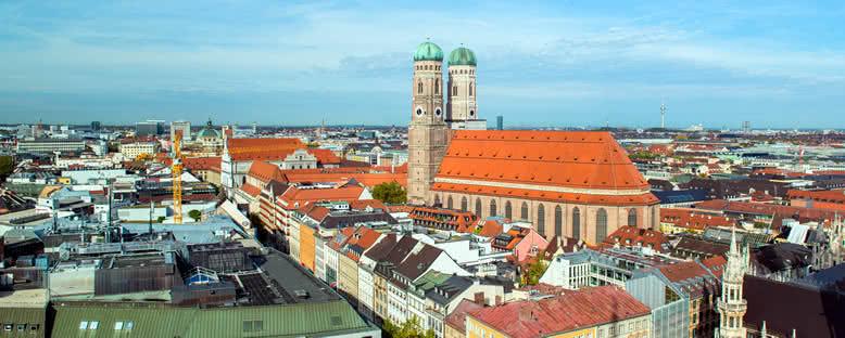 Frauenkirche Katedrali - Münih