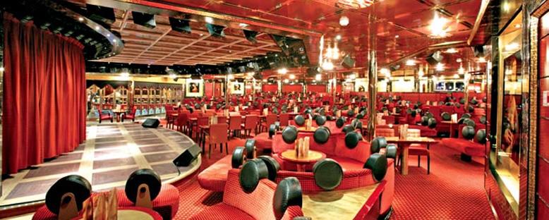 Leonardo da Vinci 1960 Lounge - Costa Fortuna