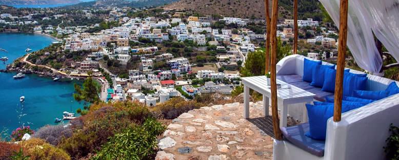Ada Manzarası - Leros