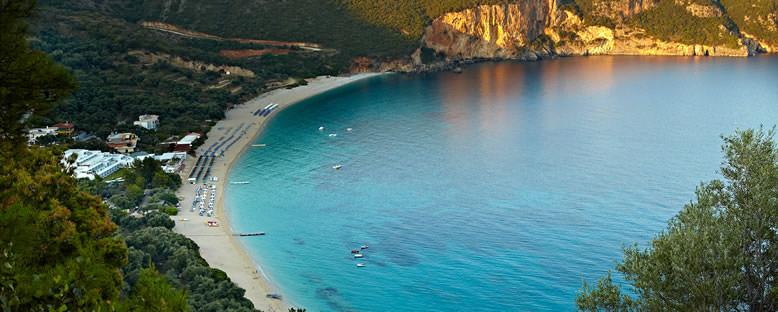 Lichnos Plajı - Parga
