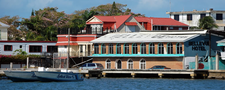 Liman Bölgesi - Belize City